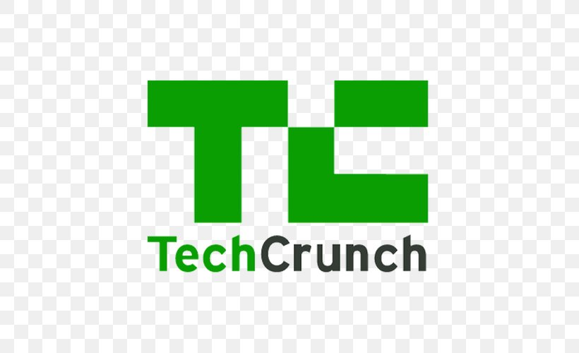 Logo TechCrunch Font Vector Graphics, PNG, 500x500px, Logo, Area, Brand, Green, Pdf Download Free
