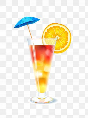 Fruit Juice - Cocktail Juice Milkshake Screwdriver Punch PNG