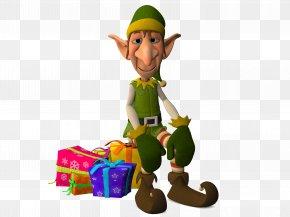 Elf File - Christmas Elf Santa Claus Christmas Elf Humour PNG