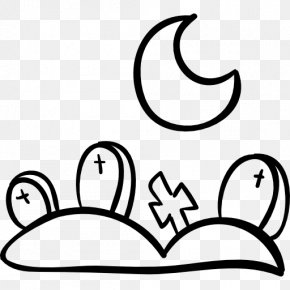 Cemetery - Cemetery Headstone Clip Art PNG
