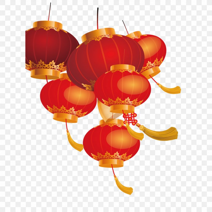 Lantern Festival Chinese New Year, PNG, 1375x1375px, Lantern, Chinese New Year, Festival, Flashlight, Food Download Free