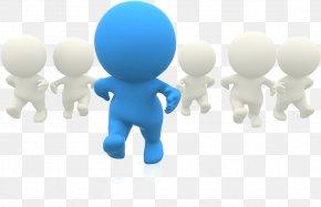 3D Villain - Management Manager Leadership Businessperson PNG