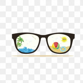Glasses - Summer Vacation Package Tour Tales Of A Fourth Generation Textile Executive PNG