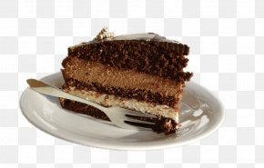 Chocolate Cake - Chocolate Cake Frosting & Icing Cappuccino Chocolate Brownie Cream PNG