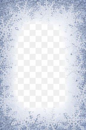 Christmas White Border - Christmas Raster Graphics Clip Art PNG