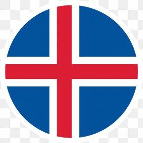 Flag - Flag Of Iceland National Flag Iceland National Football Team PNG