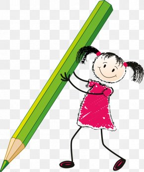 School Cartoon - Cartoon Student Drawing Clip Art PNG
