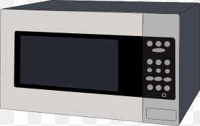 Microwave Oven Cliparts - Microwave Ovens Free Content Clip Art PNG
