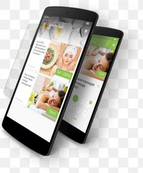 Smartphone - Smartphone White-label Product Mobile Phones AppsBuilder PNG