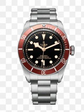 Metal Bezel - Tudor Watches Rolex Submariner Tudor Men's Heritage Black Bay Diving Watch PNG