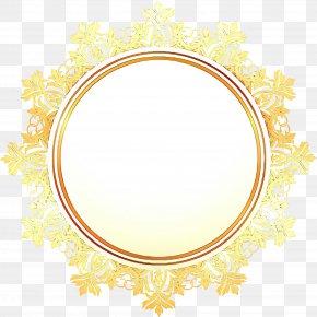 Yellow - Yellow Circle PNG