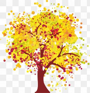 Autumn Tree - Guidance To Sense Of Well-Being Amazon.com Book Drawing Stock Photography PNG
