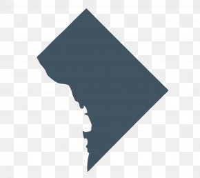 City Silhouette - Outline Of Washington, D.C. Logo Silhouette PNG