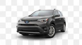 Toyota - 2018 Toyota RAV4 Hybrid LE Car 2018 Toyota RAV4 Hybrid XLE Sport Utility Vehicle PNG