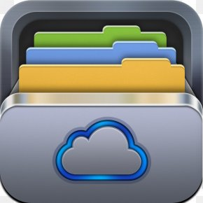 Fille - File Manager Download Cloud Storage PNG