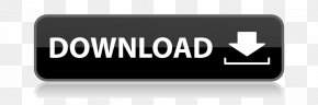 Download Now Button Black - Download Application Software Button Icon PNG
