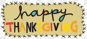 Thanksgiving - Thanksgiving Holiday Wish Clip Art PNG
