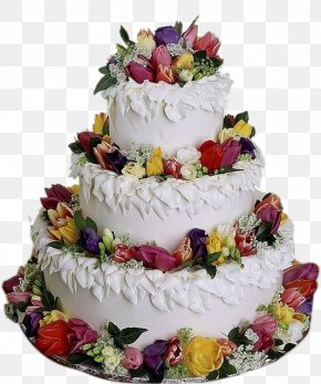 Cake - Birthday Cake Wedding Cake Cake Decorating PNG