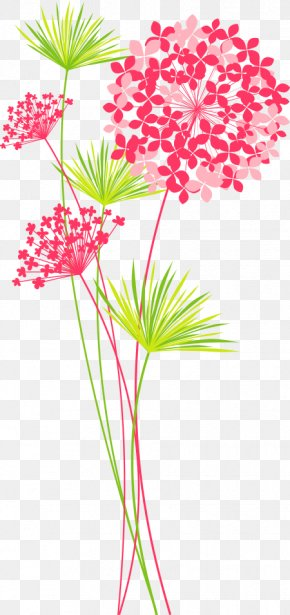 Vector Spherical Flowers - Stock Photography Royalty-free Clip Art PNG