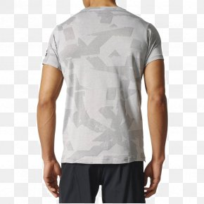 Printed T-shirt Garment Fabric Pattern Shading Pat - T-shirt Adidas Sleeve Nike PNG
