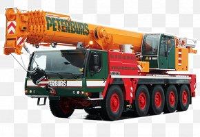 Crane - Fire Engine Machine Fire Department Public Utility Motor Vehicle PNG