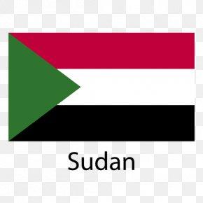Flag - Flag Of Sudan Chad National Flag PNG