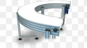 Machine Conveyor System Conveyor Belt Industry Packaging And Labeling PNG