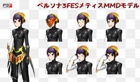 Laputa - Shin Megami Tensei: Persona 3 Hatsune Miku Character MikuMikuDance Fiction PNG