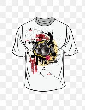 Men's Short-sleeve Rock Hip-Hop - T-shirt PNG