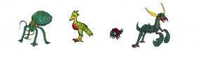 Creature - Action & Toy Figures Figurine PNG
