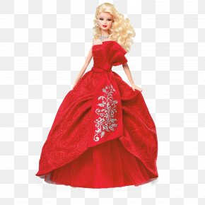 Barbie Doll - Barbie Doll Holiday Toy Collecting PNG