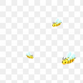 Bee - Bee Insect Cartoon PNG