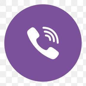 Viber Logo - Viber Icon Skype WhatsApp PNG