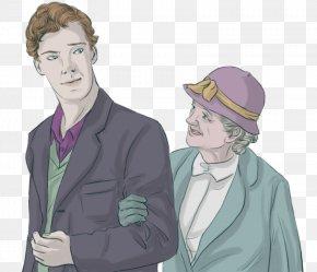 Miss Marple - Hercule Poirot Miss Marple Agatha Christie's Marple Sherlock Holmes Detective PNG