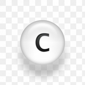 Icon Letter C Vector - Trademark Circle Font PNG