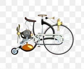 Continental Creative Bicycle Design - Bicycle Wheel Cycling PNG
