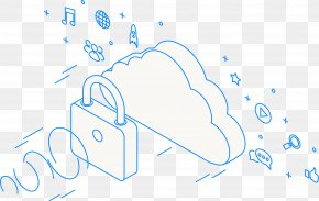 Internet Cloud Computing - Cloud Computing Euclidean Vector Download Icon PNG
