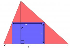 Rectangle - Triangle Rectangle Area Description Geometry PNG
