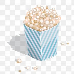 Vector Popcorn - Film Video Whiteboard Animation PNG