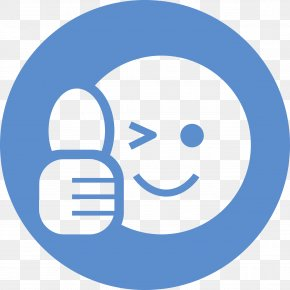 Great Job Save Icon Format - Thumb Signal Smiley Clip Art PNG