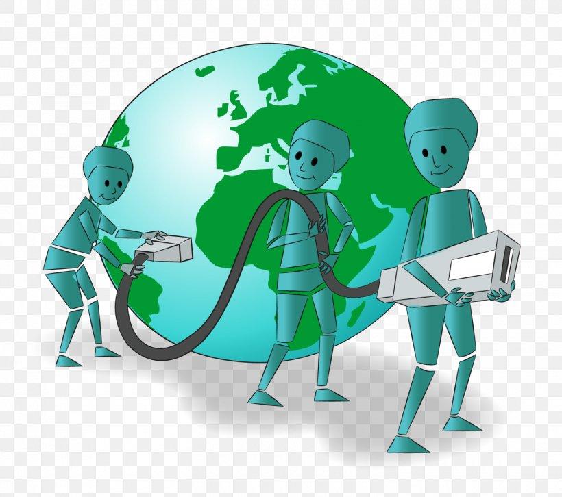 Green Cartoon Technology, PNG, 1520x1347px, Green, Cartoon, Technology Download Free