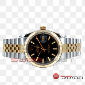 Rolex Milgauss Watch Strap Bracelet PNG