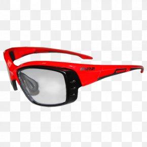 Glasses - Goggles Sunglasses Red Optics PNG