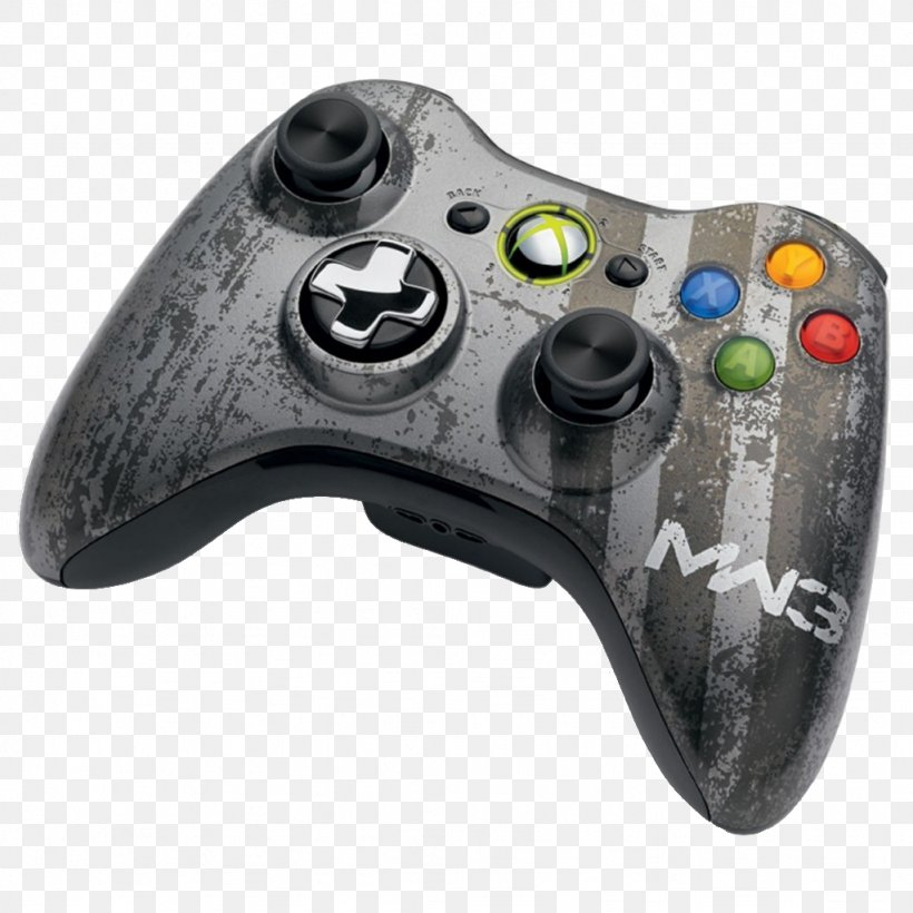 Xbox 360 Controller Call Of Duty Modern Warfare 3 Xbox One