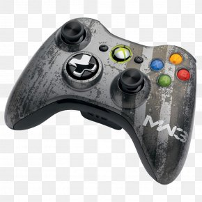 Xbox - Xbox 360 Controller Call Of Duty: Modern Warfare 3 Xbox One Controller Call Of Duty 4: Modern Warfare PNG