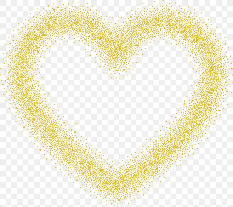 Yellow Heart Pattern, PNG, 1618x1436px, Yellow, Heart, Love, Pattern, Symmetry Download Free