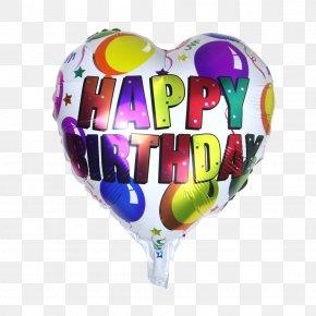 Balloon - Balloon Birthday Cake Wish Clip Art PNG
