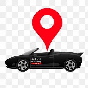 Sports Car - Sports Car Ferrari Compact Car Clip Art PNG