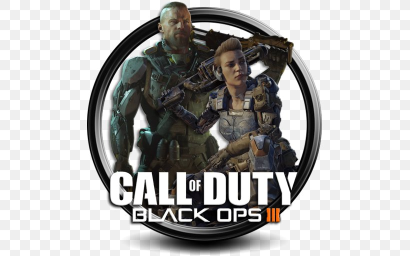 Call Of Duty: Black Ops III Call Of Duty 4: Modern Warfare, PNG, 512x512px, Call Of Duty United Offensive, Call Of Duty, Call Of Duty 4 Modern Warfare, Call Of Duty Advanced Warfare, Call Of Duty Black Ops Download Free