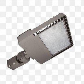 Light - LED Street Light LED Lamp Lighting Light Fixture PNG
